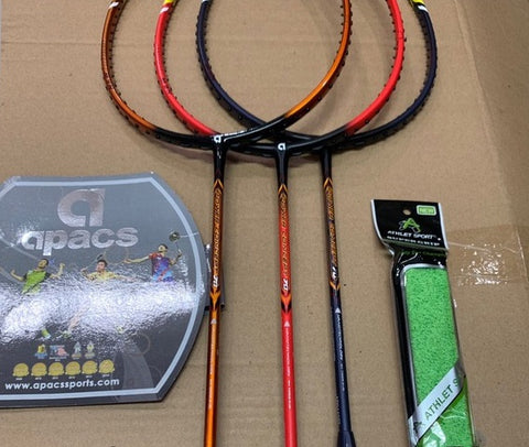 Raket Badminton Apacs Power Concept 70 Bonus Grip