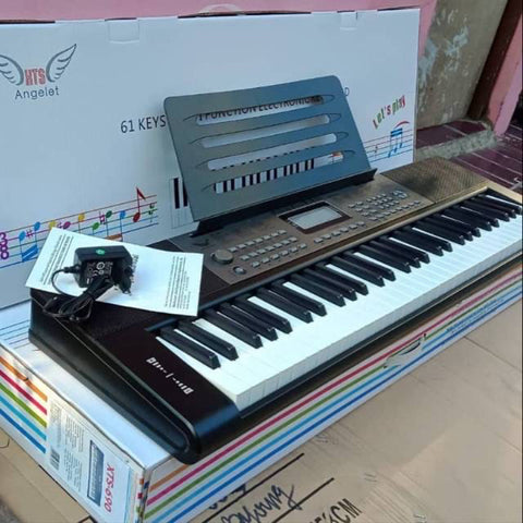 Keyboard Piano Angelet XTS-690 Original - Nyari.id
