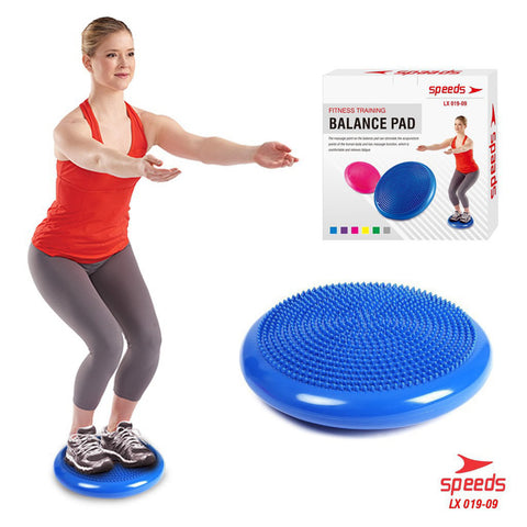 Yoga Balance Pad Fitness Melatih Keseimbangan Speeds LX019-09 Original