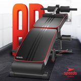 Speeds Sit Up Bench 2 in 1 Papan Sit Up Gym Fitness LX 042-7