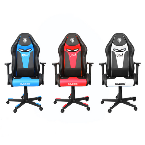 Sades Orion Gaming Chair Bonus Kaos Dan Headset Sades Element