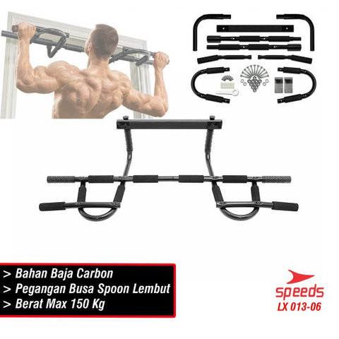 Speeds Door Pull Up Gym Fitness Extreme LX 013-06 Original
