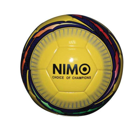 NIMO Football GOLD SERIES Butyl Size 5 - Nyari.id