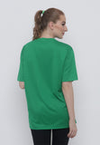 Hitscore Kaos Oblong T-Shirt Short Sleeve Green - Nyari.id