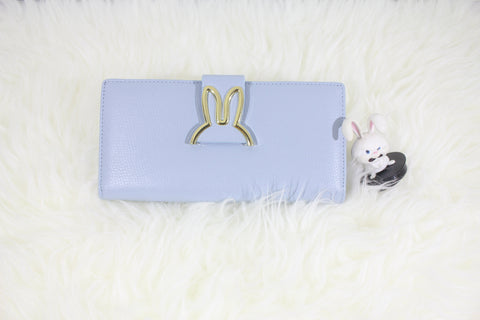 Dompet Wanita - Rabbit - Light Blue