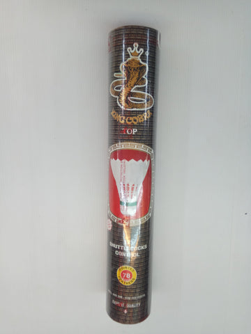 Shuttlecock Badminton King Cobra Top - Nyari.id