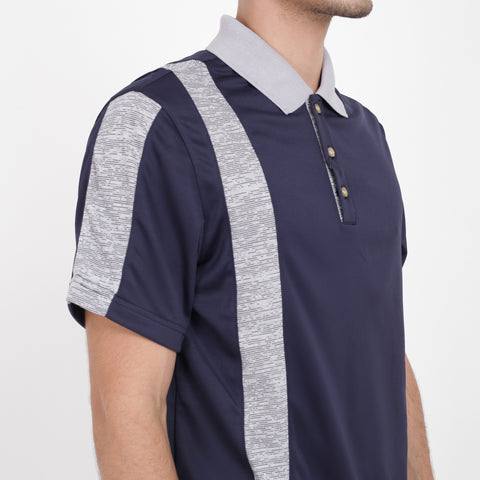 Kaos Polo Hitscore DIS 6587 EXCLUSIVE Maxcool Navy - Nyari.id