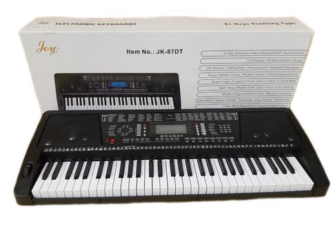 KEYBOARD PIANO JOY JK-87 DT ORI - Nyari.id