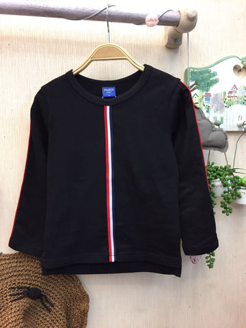 Kids Sweater Black - Nyari.id