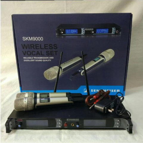 SENNEIZER Microphone Wireless SKM-9000 - Nyari.id