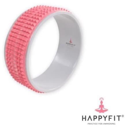 HAPPY FIT PREMIUM YOGA WHEEL ORIGINAL HAPPY FIT