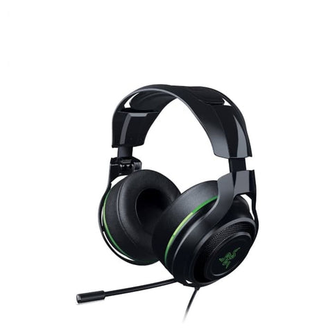 Razer ManO'War Analog 7.1 Green Edition - Hitam - Nyari.id