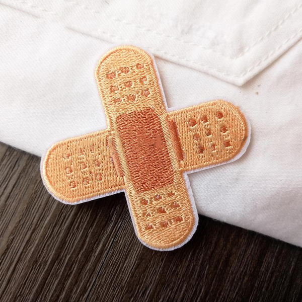 Plaster Patch - Pins & Patches - wantalo.com