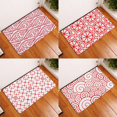 Japanese Patterns Door Mats