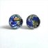World Map Stud Earrings-Earrings - Wantalo
