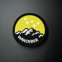 Mountain Wanderer Patch