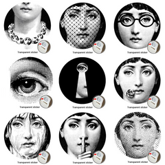 Fornasetti Wall Decals