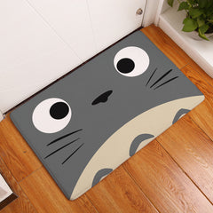 Cute Totoro Close Up Mat