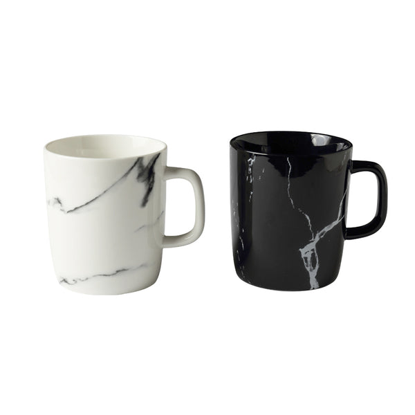Marble Design Ceramic Mug - Tea & Coffee - wantalo.com