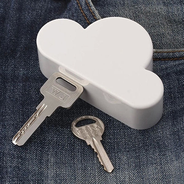 Magnetic Cloud Key Holder-Storage Solutions-Wantalo
