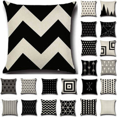 Geometric Design Pillowcases