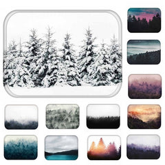 Winter Forest Mats