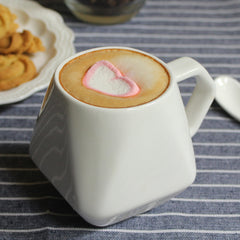 Diamond shaped Mug