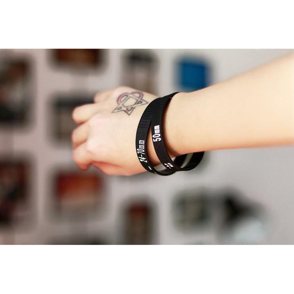 Photo Lens Bracelets Set - wantalo.com