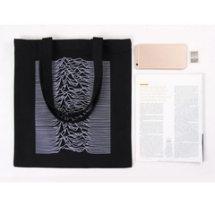 Unknown Pleasures Shopping Bag