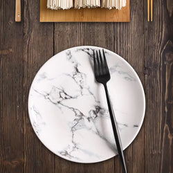 Marbled Tableware Dinner Set