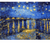 Starry Night Over the Rhône, Paint by Numbers Kit