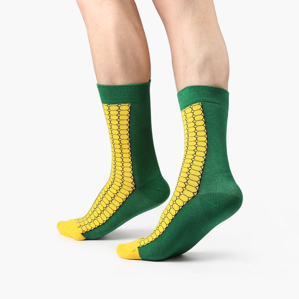 Corn Socks-Socks-Wantalo