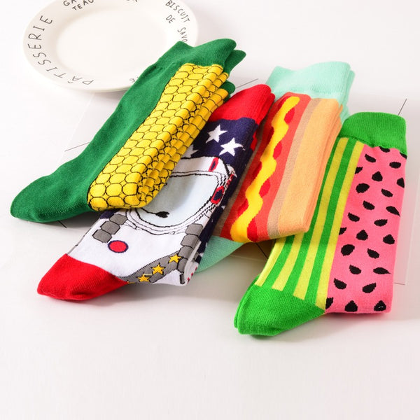 Watermelon Socks-Socks-Wantalo