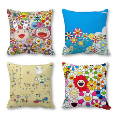Murakami Artworks Pillowcases