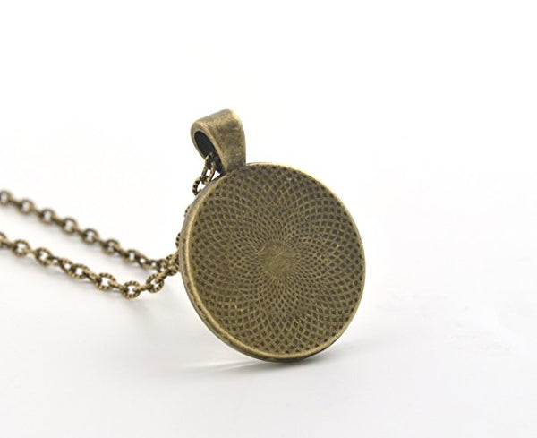 Irises Pendant Necklace - Necklaces - wantalo.com