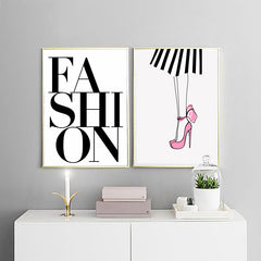 Fashion Style Paintings
