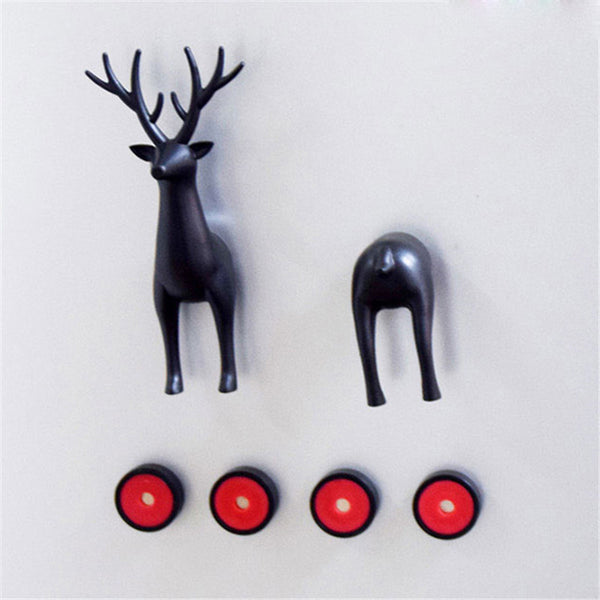 Deer Magnet-Magnets-Wantalo