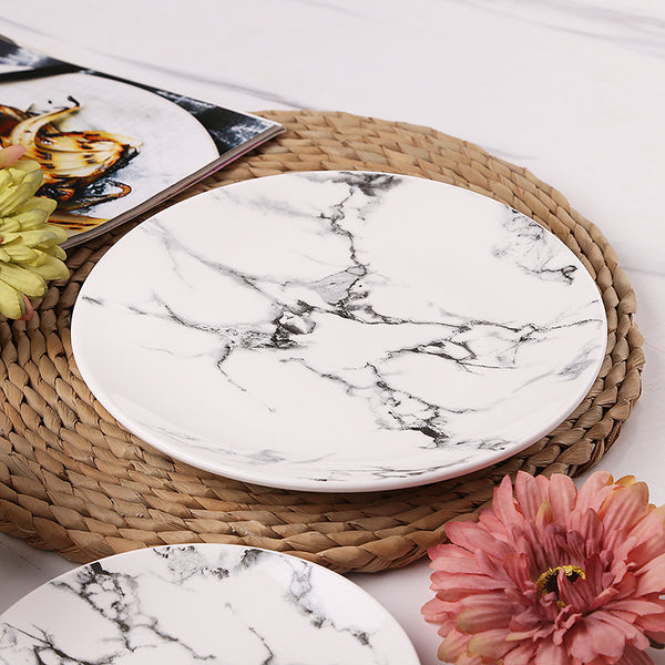 Marbled Tableware Dinner Set-Tableware-Wantalo
