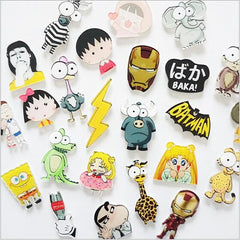 Cartoons and Comics Magnets