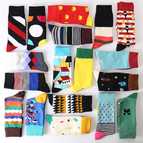 80s Design Socks-Socks-Wantalo