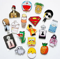 Cute Items and Movies Magnets