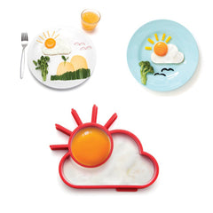 Sun & Cloud Kitchen Mold
