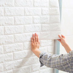 Brick Design Wall Decals Sheets