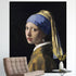 Girl with a Pearl Earring Painting-Paintings-Wantalo