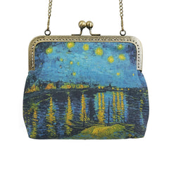 Starry Nights Cross Body Bag