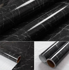 Marble Decorative Sticker Roll