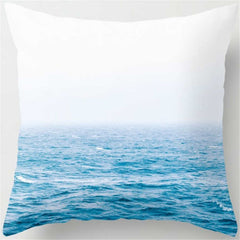 Ocean Horizon Pillowcase