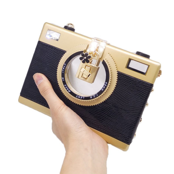 Camera Crossbody Bag-Bags-Wantalo