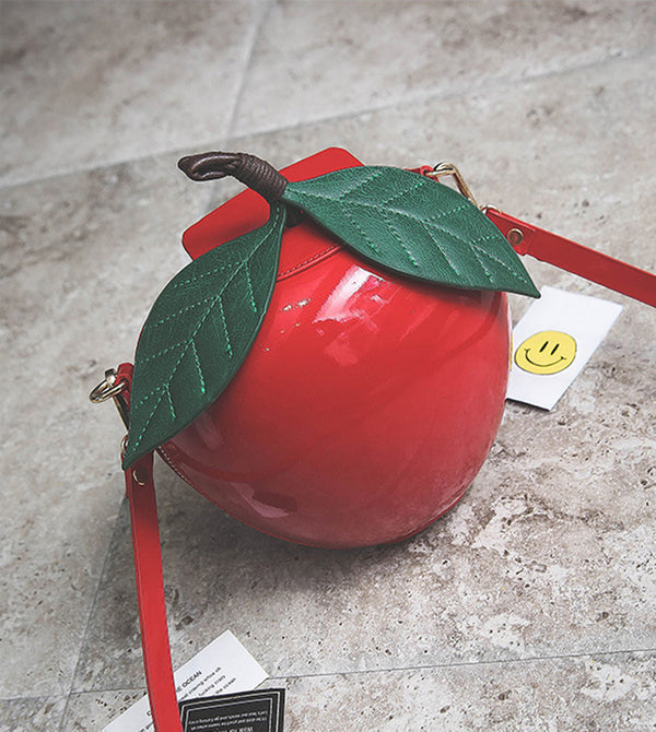 Apple Cross Body Bag-Bags-Wantalo