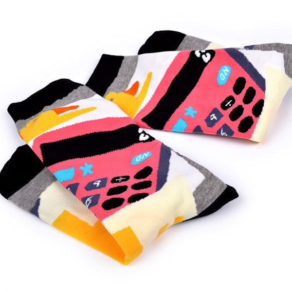 Calculator Socks-Socks-Wantalo